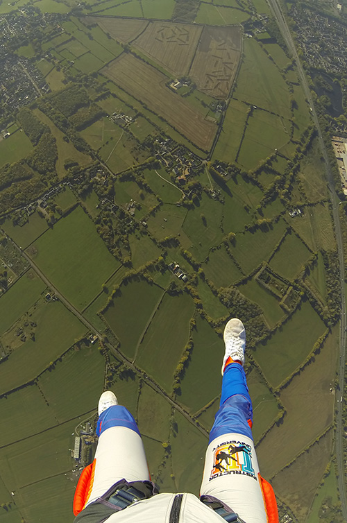 Accelerated Free Fall Course
