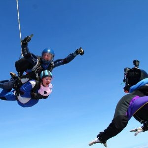 Tandem Skydive With Video
