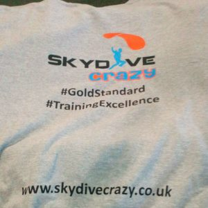 Skydive Crazy Apparel